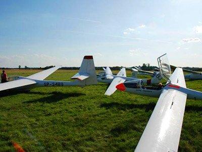 Przenosiny Aeroklubu